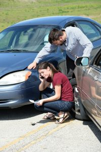 Car Accident uninsured motorist